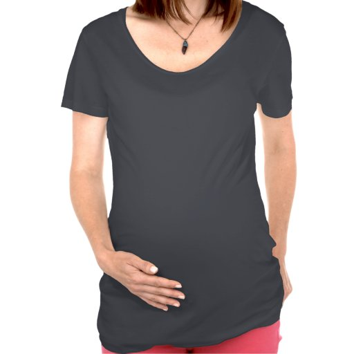 Funny Maternity T Shirts Pregnancy -- Guilty | Zazzle