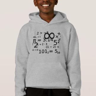 funny math algebra wiz men's hoodie kid's hoodie