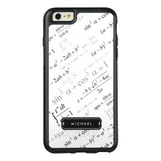 Funny Math Formula for Dad Teacher Student OtterBox iPhone 6/6s Plus Case