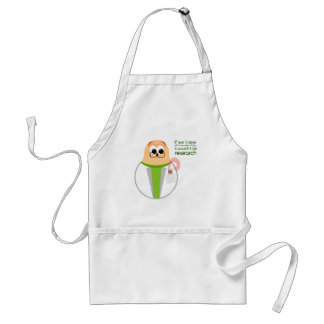 Funny Medical Researcher Lab Apron