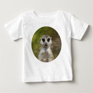 Funny Meerkat 002 02.7_rd Baby T-Shirt