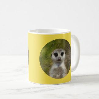 Funny Meerkat 002 02_rd Coffee Mug