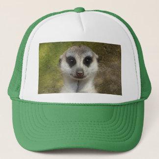 Funny meerkat 03.2 trucker hat