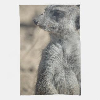 Funny Meerkat Towels