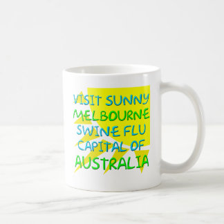 Funny MELBOURNE T-Shirts & Gifts! Coffee Mug