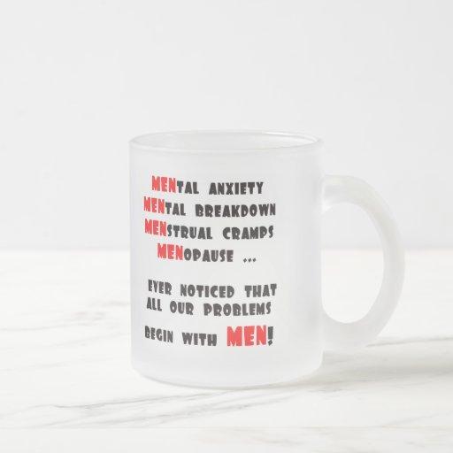 Funny Men T-shirts Gifts Mug