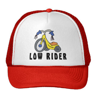 Funny Mexican Low Rider Trucker Hats