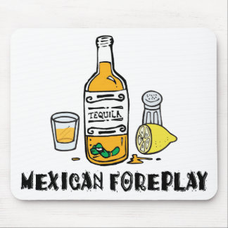Funny Mexican Mouse Mats