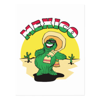 Funny Mexico Post Cards