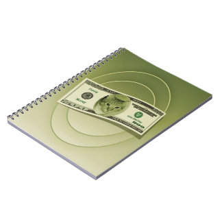 Funny Money Notebooks