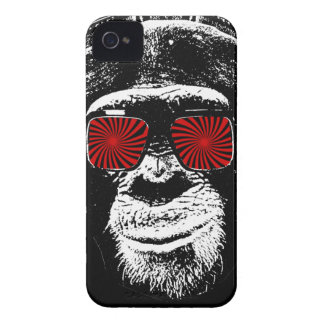 Funny monkey iPhone 4 case
