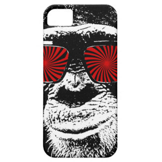 Funny monkey iPhone 5 cases