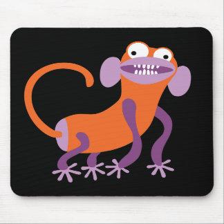 Funny Monkey Mousepad