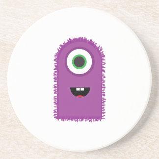 Funny Monster Drink Coaster