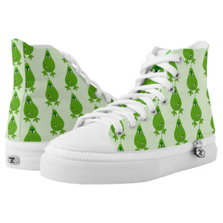 Funny Monster PEAR High Tops