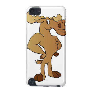 Funny moose iPod touch (5th generation) case