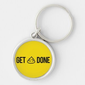 Funny Motivation - Get Stuff Done Key Chains