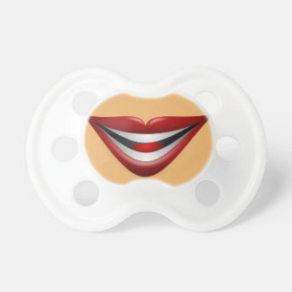 Funny Mouth Pacifier