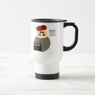 Funny Movie Director Coffee Mug