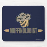 Funny Muffin Mouse Pad