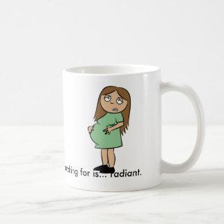 Funny Mug for Pregnant Women