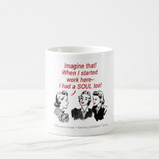 Funny Mug For Retirement Party, Gift for Retiree