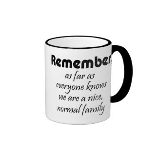 Funny mugs family quotes gifts joke coffeecups