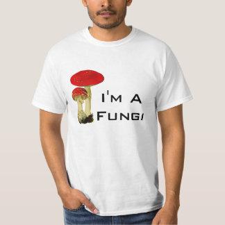 Funny Mushroom I'm A Fungi Pun T-Shirt