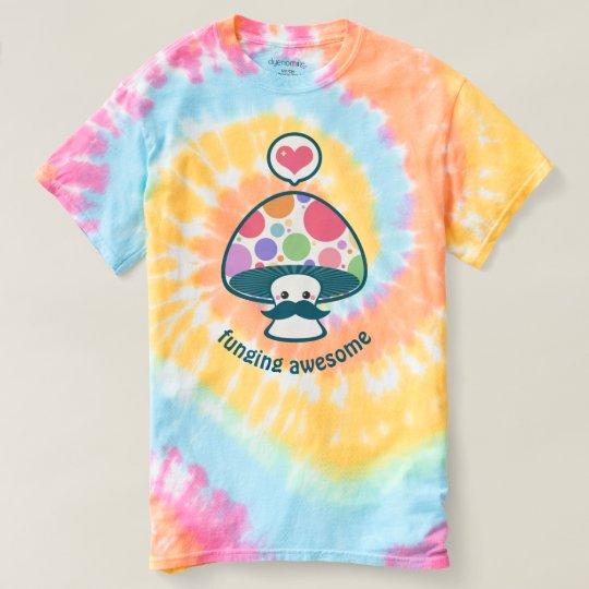 Funny Mushroom Pun T-Shirt