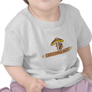 Funny Mushroom Shirts