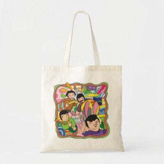 Funny musicians bag