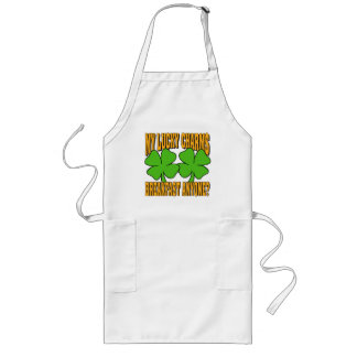 Funny My Lucky Charms Gift Apron