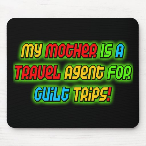 Funny My Mother T-shirts Gifts Mouse Pad