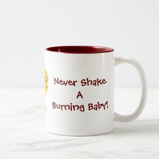 Funny New Dad Advice Fathers Day Gift Mug