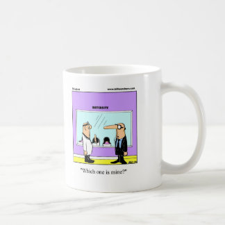 Funny New Dad Mug Gift
