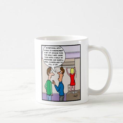 Funny Newly Weds Coffee Mug