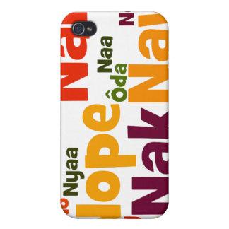 Funny No No No iPhone 4/4S Case