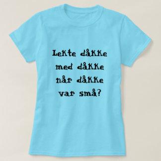 funny Norwegian Sentence T-Shirt