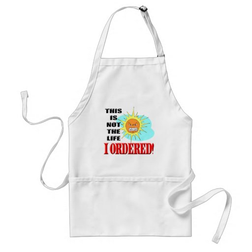 Funny Not My Life T-shirts Gifts Aprons