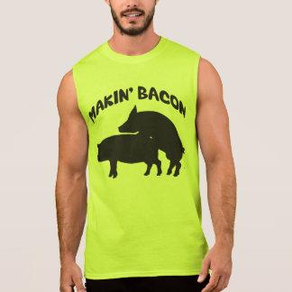 Funny Novelty Bacon Shirt