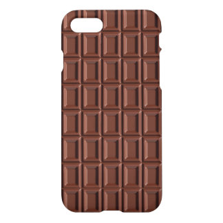 Funny Novelty Chocolate iPhone 7 Case