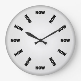 Funny Now Clock