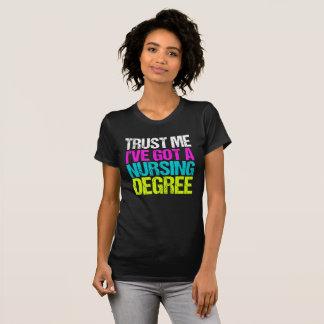 Funny Nurse Graduation T-Shirt