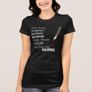 Funny Nurse Humor Sayings T-Shirts Hoodies