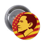 Funny Obama Socialist America Buttons