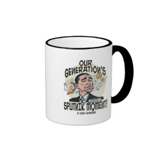 Funny Obama Sputnik Moment Mug