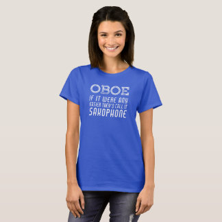 Funny Oboe T-Shirt