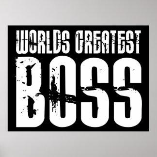 Funny Office Humor Bosses : World's Greatest Boss Poster