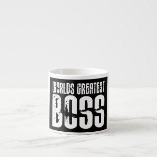Funny Office Humor Bosses : World's Greatest Boss Espresso Mug