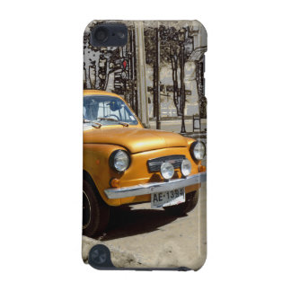 Funny old gold car iPod touch 5G cases
